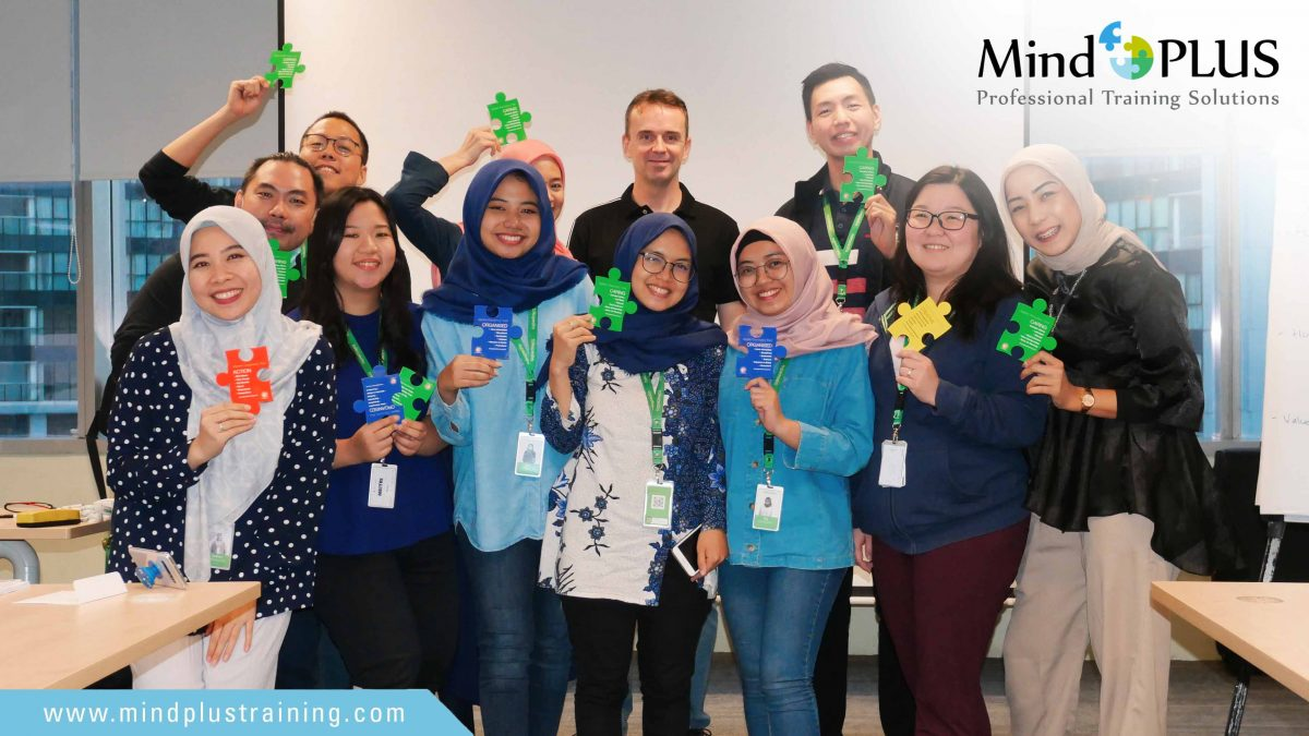 Jigsaw Training with Tokopedia