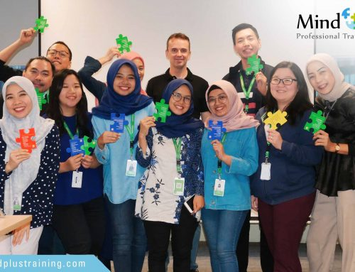 Jigsaw Discovery Tool with Tokopedia's Learning and Development Team.