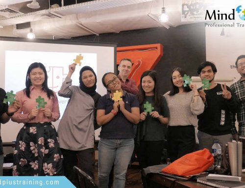 Jigsaw Discovery Tool Workshop with Zalora's Learning and Development Team